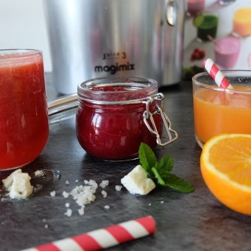blog blogueuse cuisine Mood of the City recette Juicy Expert Magimix jus détox