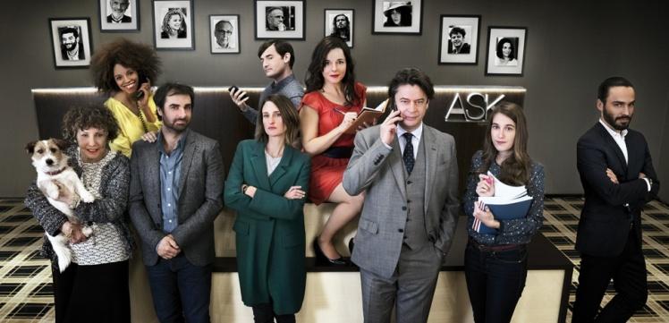 Dix pour cent - série - Netflix