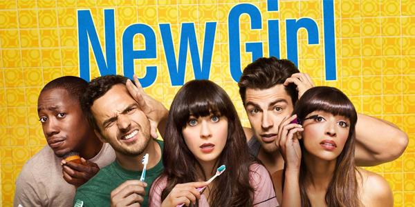 new girl - série - Netflix