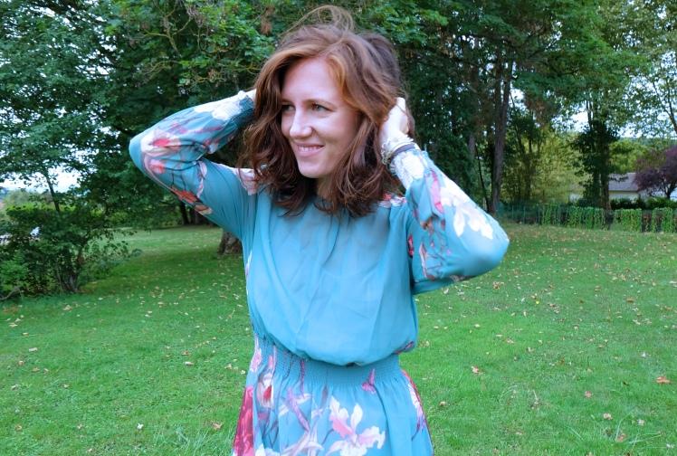 robe Zaful look blog avis blogueuse mode Mood of the City