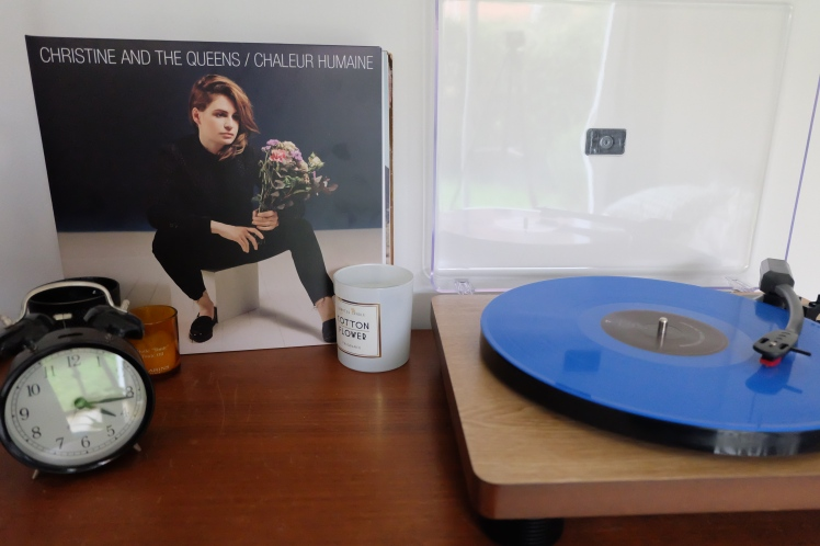 Vinyle Christine and the Queens