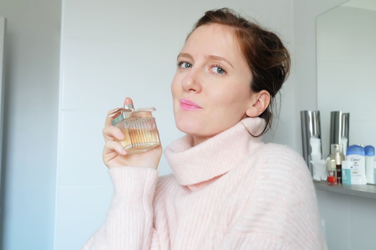 Mood of the City - morning routine - Parfum Chloé