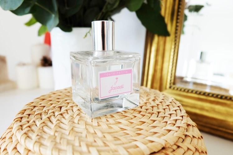 Parfum Jacadi Toute Petite avis blog Mood of the City